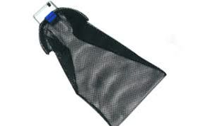 """WIRE HANDLE MESH BAGS 18""""x28"""""""