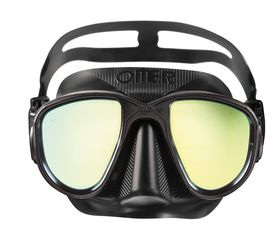 OMER ALIEN MASK BLACK  MIRRORED LENSES MA0100MI