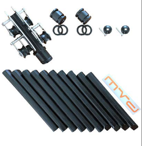 MVD DOUBLE ROLLER HEAD COMPLETE KIT G2