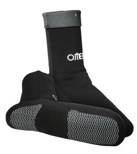 OMER 3MM TITANIUM WITHOUT SEALS SOCKS (2S, 3M, 4L, 5XL, 6XXL)