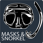 masks and snorkels