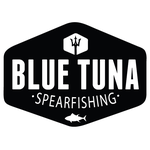 blue tuna spearfishing stickers