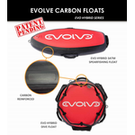 EVOLVE SPEARO 60-90-120 CARBON FLOATS