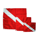 Nylon Dive Flag with Stiffener