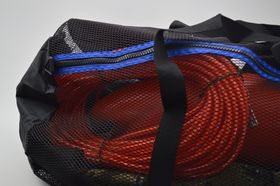 Mesh great for cleaning off the gear