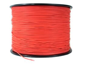 Red Spearfishing Line